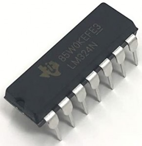 LM324 IC