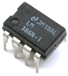 LM386 IC